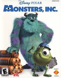 category monsters video games pixar wiki fandom powered