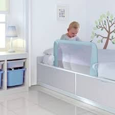 Child Stair Gates Argos by Babystart Bed Rail Choice Of Pink Natural Blue From Argos