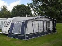 Inaca Caravan Awnings Used Inaca Sands 1025 Blue Steel Ropers Leisure