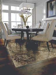 decorating luxury dining room design with hardwood shaw flooring