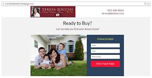 4 case studies that prove real estate landing pages work