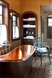 rustic bathrooms designs 20 rustic bathroom designs with copper bathtub rustic bathroom