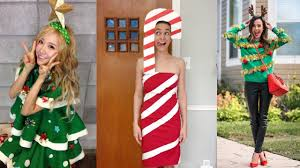 BEST CHRISTMAS COSTUME IDEAS  YouTube