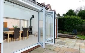 Patio Bi Folding Doors by How Bi Fold Door Design Can Help Bring Your Outside In