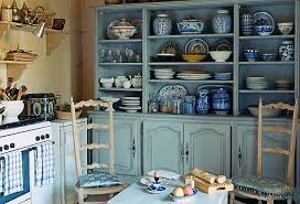 french blue kitchen cabinets french country kitchen blue video and photos madlonsbigbear com
