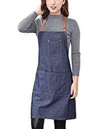 tenue cuisine femme tabliers de cuisine amazon fr