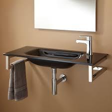 wall mount glass sink wall mount bathroom sink sneak peek large 19 bathroom sink ikea