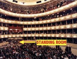 wã schespinne fã r balkon ich kann nicht sitzen standing room at the vienna state opera