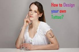 simple steps on how to design your own tattoo for free paperblog