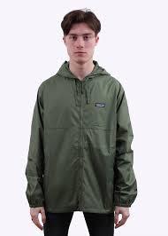 patagonia light and variable jacket patagonia light variable hoody buffalo green jackets from