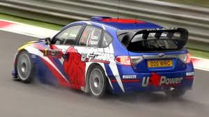 subaru wrc for sale subaru impreza wrc2008 s14 in action with pure sounds youtube