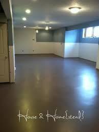 how to paint a concrete floor concrete floors concrete floor