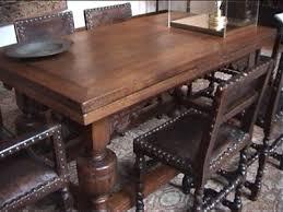 antique flemish style furniture