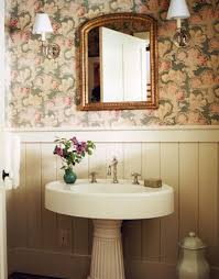Powder Room Decor Wonderful Powder Bathroom Ideas With Powder Room Decorating Ideas