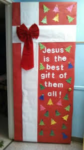 christian decorated doors for pre k search