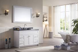 59 Bathroom Vanity Single Sink by Ariel Hamlet 49