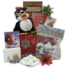gift packages santa packages with toys and goodies for childrenletters