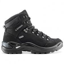 womens walking boots size 9 lowa s renegade gtx mid walking boots grylls uk