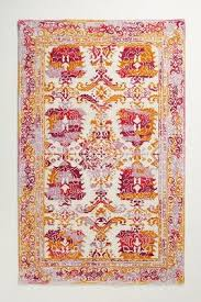Pink Ombre Rug Rugs Area Rugs Doormats Moroccan Rugs Anthropologie