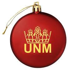 unm 2017 christmas ornament shop unm