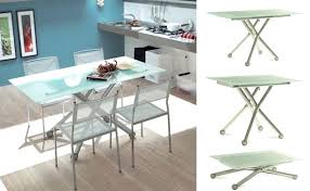 console turns into dining table convertible dining tables aciarreview info