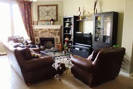 Ikea Leather Sofa Living Room Tucker Up Peek Inside Our Home Living Room Update