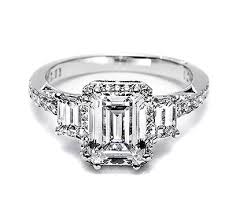 gorgeous engagement rings the emerald cut platinum ring 200 gorgeous engagement rings to