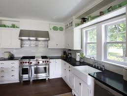 Gourmet Kitchen Design Kitchen Frightening Modern White Kitchen Cabinet Design
