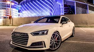 etc audi 2018 audi s5 coupé 354hp v6 turbo in great locations revs