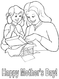 mothers day coloring pages 3 coloring pages to print