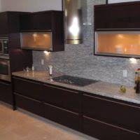 stainless steel kitchen backsplash ideas l shape kitchen decoration using stainless steel tile modern