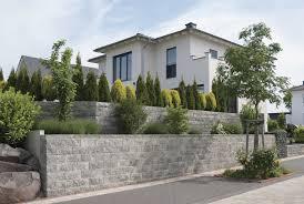 bloc de pierre pour mur mur de soutènement en pierre modulaire pour clôture de jardin