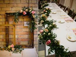 Flower Shops In Salt Lake City Ut - salt lake hardware building wedding flower garland table garland