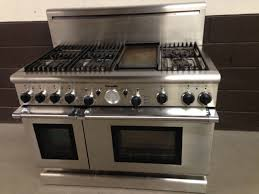 48 Gas Cooktops Thermador Pgr486gdzs 48
