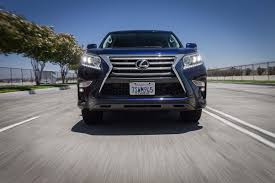 lexus lx470 for sale in california 2017 lexus gx 460 first test posh and aging off roader motor