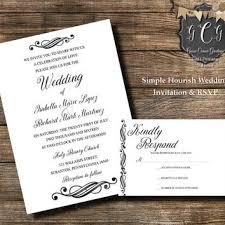 printable wedding invitation kits best wedding invitation kits products on wanelo