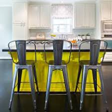 Yellow Kitchens With White Cabinets - photos hgtv