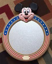 Rhinestone Wall Mirror Mickey Mouse Mirror Ebay