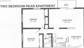 Garden Apartment Floor Plans Royal York Garden Apartments