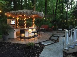 Outdoor Fireplace Houston by Paradise Grills Direct Outdoor Kitchens In Houston And Naples