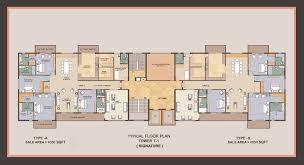 omaxe royal meridian 3 bhk luxury flats in ludhiana