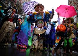 mardi gras on the bayou celebrating fat tuesday in cajun country