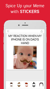 How To Make Meme Photos - meme creator make caption generator meme maker on the app store