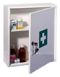 locking medication cabinet cabinets matttroy cupboard organizers