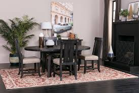 Drawing Room Wood Furniture Jaxon 5 Piece Extension Round Dining Set W Wood Chairs Living Spaces