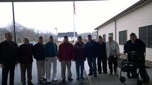 American Legion Flag Ellington Senior Center Ct