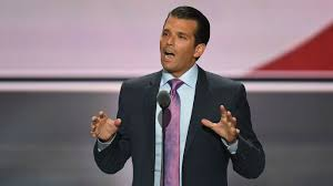 What Desk Is Trump Using by Could Donald Trump Jr Be Charged With Treason Short Answer No Npr