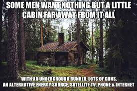 Doomsday Preppers Meme - prepper hideout outdoor sporting goods company sheridan