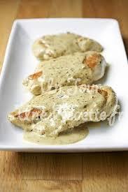 cuisiner des escalopes de poulet escalope de poulet à la moutarde recette facile un jour une recette