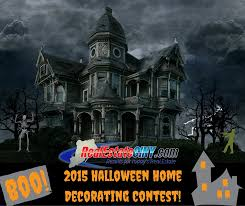 Office Halloween Decorating Contest Rules And Information For Realestatesiny Com U0027s 2015 Halloween Home